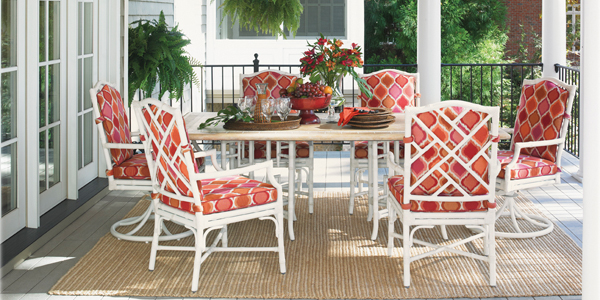 3) Add A Rug. A Rug Is Often Forgotten About With Outdoor Furniture.