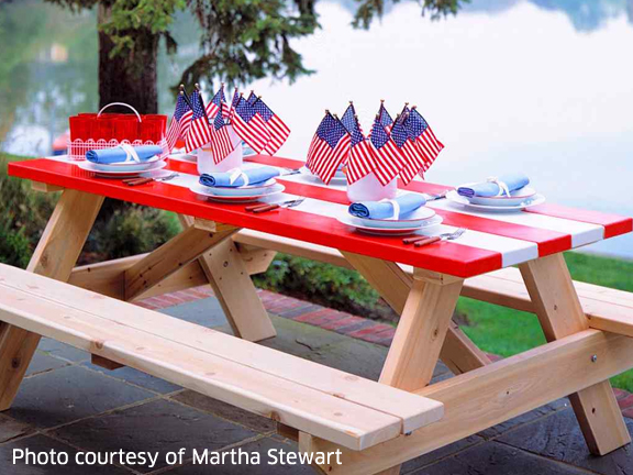 Patriotic_TABLE_setting