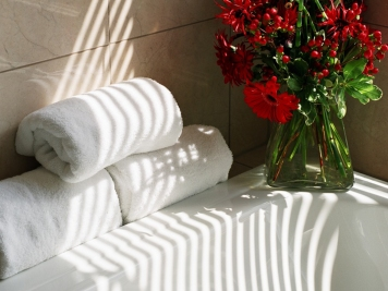 Towels_flowers