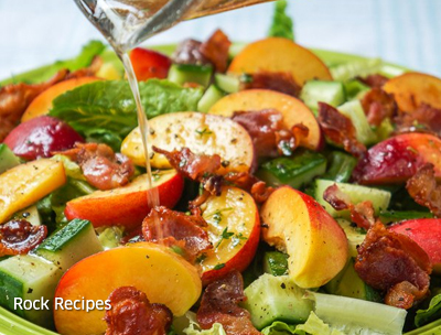 Peach_Bacon_Salad